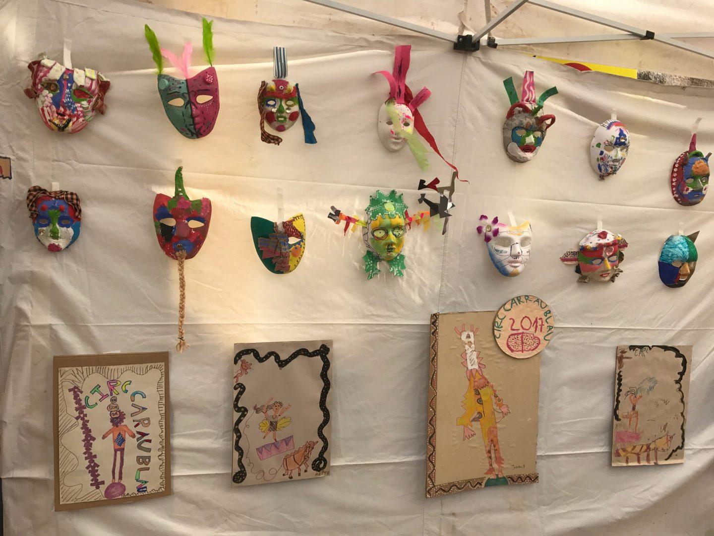 """El circ al poble"". Festes de tardor Sant Just Desvern octubre 2017."