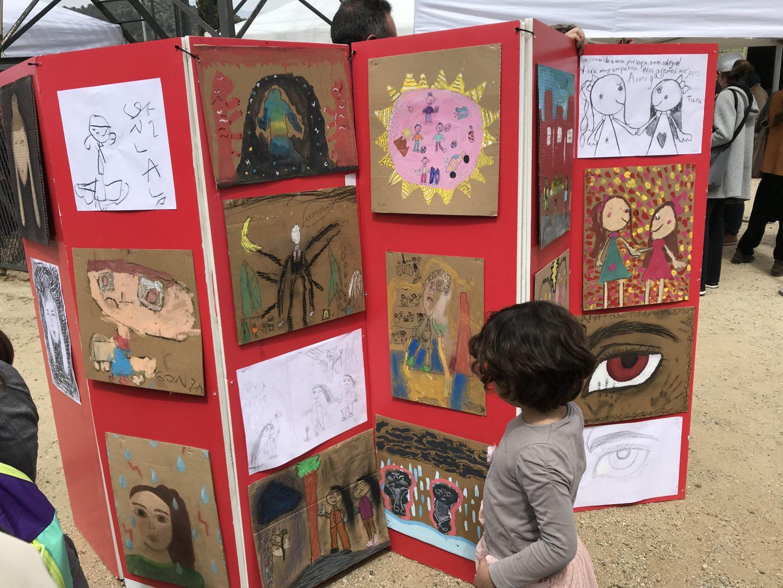 Diumenge 14 d'abril diada de Sant Jordi a Can Ginestar